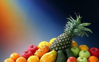 Exotic Fruits HD Wallpaper