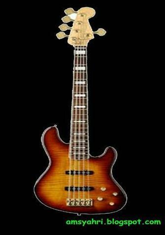 Fender American Deluxe Jazz Bass V FMT Pao Ferro Musictainment