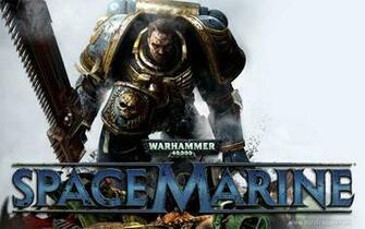 Warhammer 40K Space Marine Wallpaper 1   Warhammer 40K Space Marine