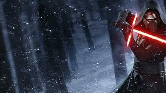Kylo Ren Star Wars Lightsaber Wallpapers HD Wallpapers