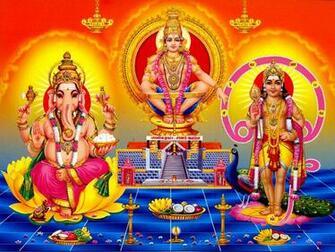 Lord Ayyappa Ganesha   Full HD Wallpaper for Desktop Mobile Android