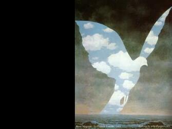 Rene Magritte Paintings Poster Prints Art Wallpapers