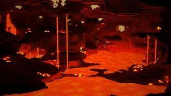 Lava Minecraft 20481152 Wallpaper 1611568