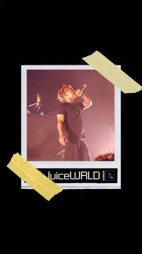Juice WRLD wallpaper I made for iPhone and Android JuiceWRLD