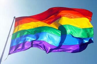 High Quality Rainbow Flag Wallpaper Full HD Pictures