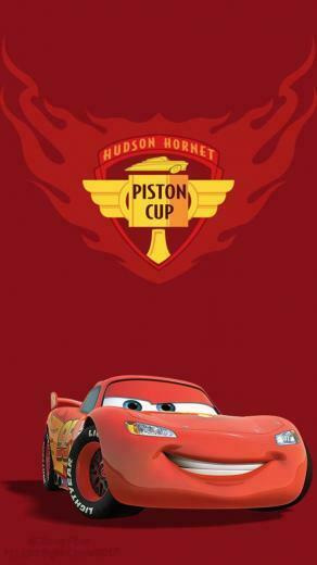 Hudson Hornet Piston Cup Wallpaper 750x1334 V2 by
