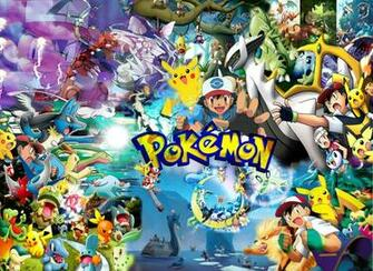 Wallpapers and Pictures Pokemon Pictures Amazing Pokemon Wallpapers