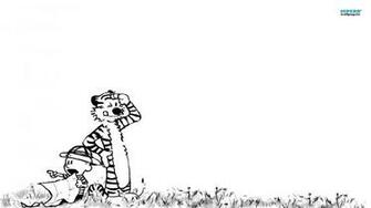 Calvin Hobbes images Calvin and Hobbes HD wallpaper and