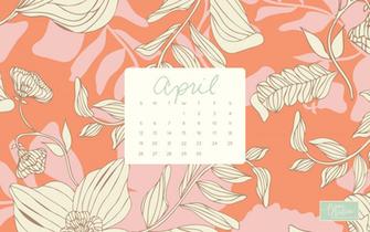 aprils desktop smartphone backgrounds going home to roost