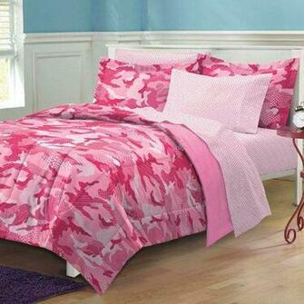 Camo Bedroom Ideas Pink camouflage bedroom decor