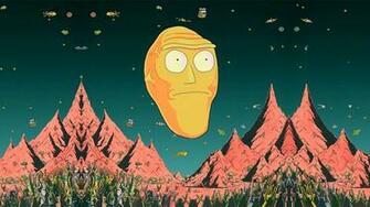 Rick And Morty Wallpaper vidurnet