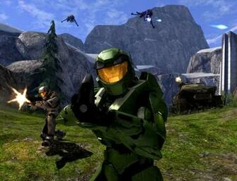 Halo 1 Combat Evolved Hd Wallpaper Wallpapers Sheet
