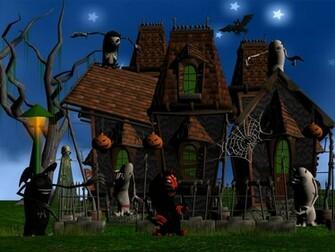 Happy Halloween Wallpapers 3D Happy Halloween Wallpaper
