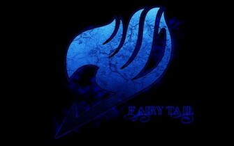 Fairy Tail images Blue FT Logo wallpaper photos 9950163