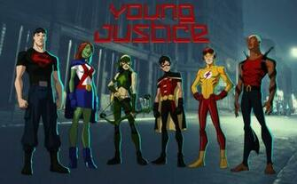 Young Justice Wallpaper
