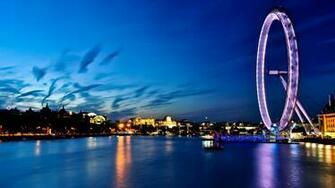 London Eye HD Wallpapers