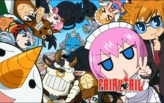 Fairy Tail Wallpaper Background PC