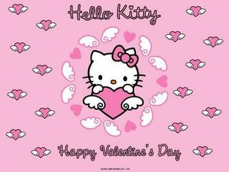 hello kitty valentine wallpaper 2015   Grasscloth Wallpaper