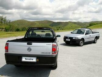 Volkswagen Saveiro Titan IV 200809 wallpapers
