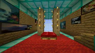 bedroom design 590x331 minecraft wallpapers confidential bedroom