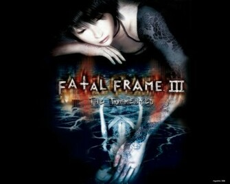 rei of fatal frame iii by miyushiko fan art wallpaper games 2006 2015