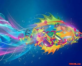 30 Abstract Colorful High Res Wallpapers For Your Desktop Screen
