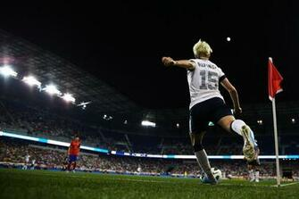 Megan Rapinoe Photos   South Korea v United States   427 of 615