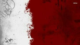 Red and White wallpaper   Abstract wallpapers   5263