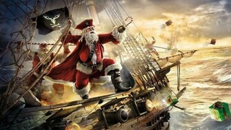 Download Funny Christmas HD Wallpapers for iPhone 5 HD