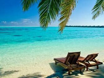 Tropical Beach Desktop Wallpapers for Widescreen