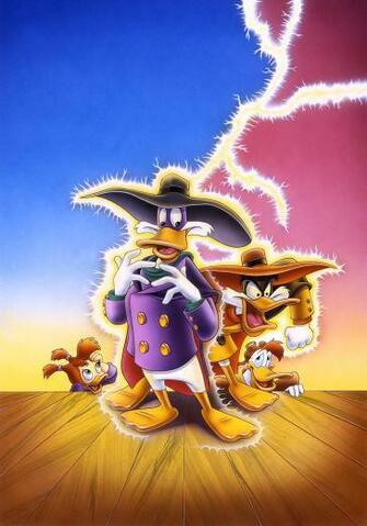 Darkwing Duck Tv Poster Image   Darkwing Duck The Birth Of