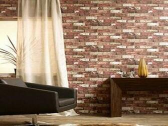 DecorationBrick Wallpaper Decoration Ideas Brick Wallpaper Decoration