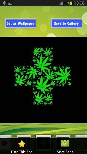 Best Weed Wallpapers App for Android