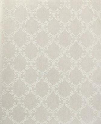 Classic   Trellis Wallpaper Metallic White   Traditional   Wallpaper