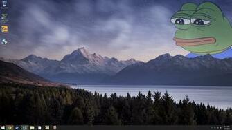 Rare pepe wallpaper pepethefrog