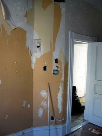 Repairing Drywall After Wallpaper Removal loopelecom