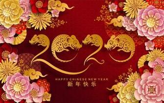 Happy Chinese New Year wallpapers 2020   SPC