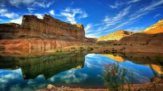 Canyon Colorado River HD Desktop Mobile Wallpaper Background   9walls