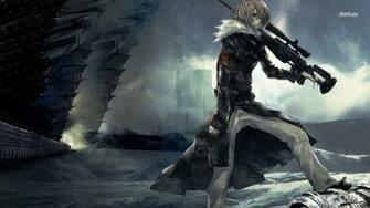 Sniper wallpaper   Anime wallpapers   11342
