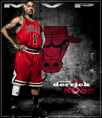 Chicago Bulls images Derrick Rose for MVP HD wallpaper and background