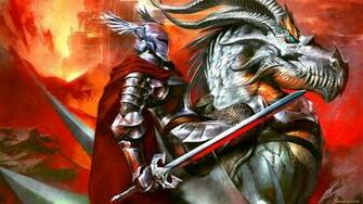 Dragonlance The Legend Of Huma Computer Wallpapers