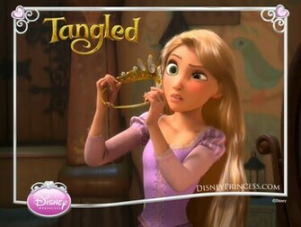 Rapunzel Wallpaper   Tangled Wallpaper 25780898