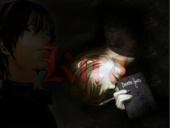 Light Yagami Wallpaper by SasuSakuLover94