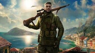 Sniper Elite 4 Wallpapers in Ultra HD 4K   Gameranx