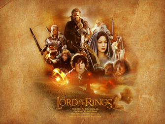 Lord Of The Rings Wallpaper by beyondwonderwall