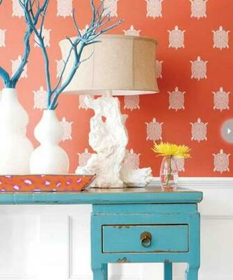 Decorating with wallpaper   Style At Home