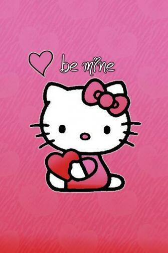 Hello Kitty Valentines Day Wallpapers JailbreakThemescom  Cute and