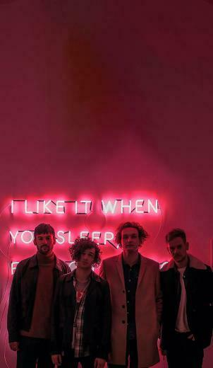 The 1975 Wallpaper The 1975 en 2019 Fondos de pantalla