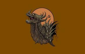 Anguirus Wallpapers