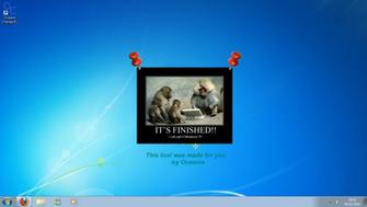 Como mudar o wallpaper do Windows 7 Starter WindowsNET